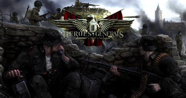 Heroes & Generals [Account with gold] 2019