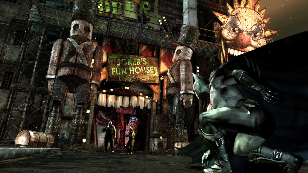Batman: Arkham City - GOTY (steam cd-key)