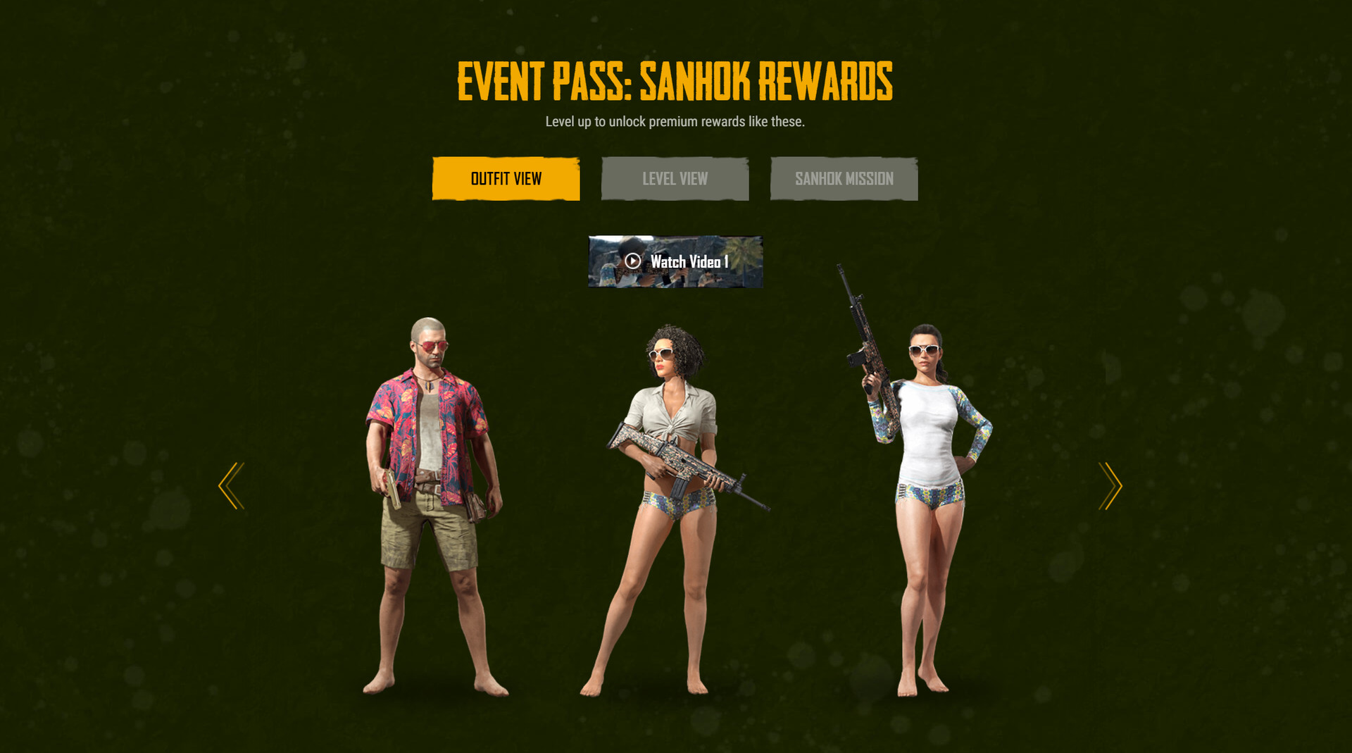 PUBG Event Pass: Sanhok (steam cd-key RU)