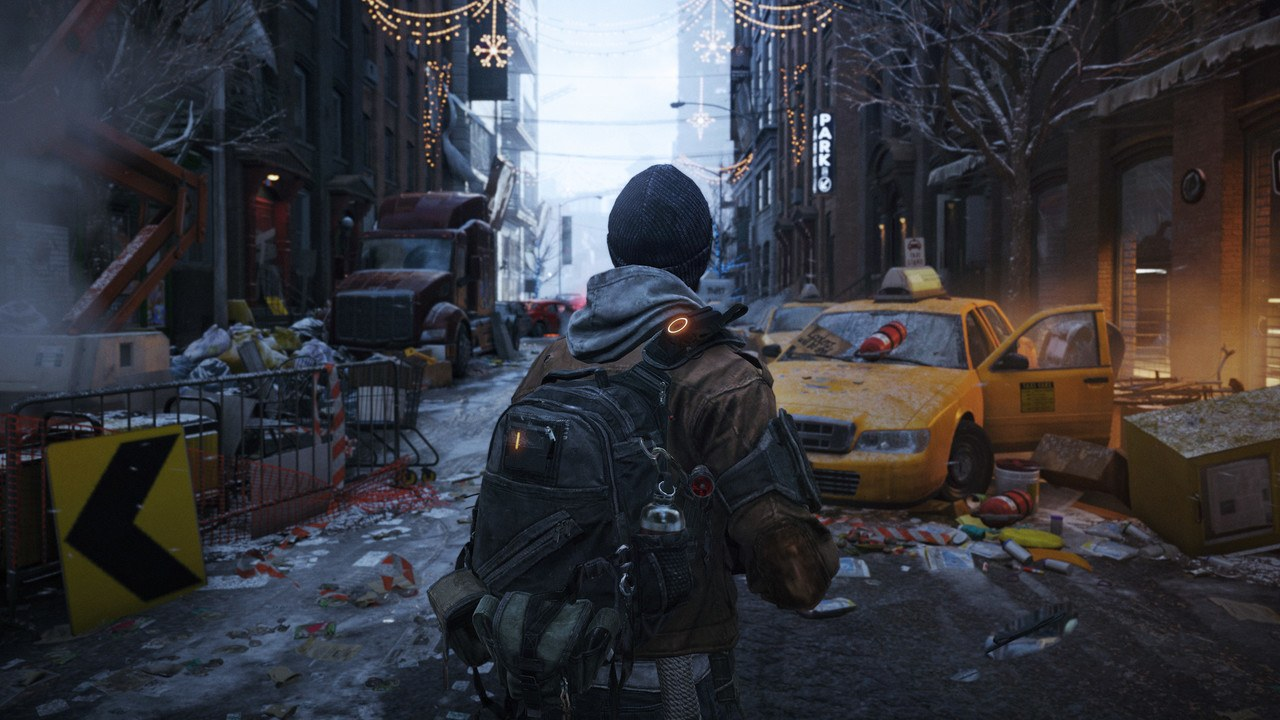Tom Clancy's The Division (Uplay cd-key RU,CIS)