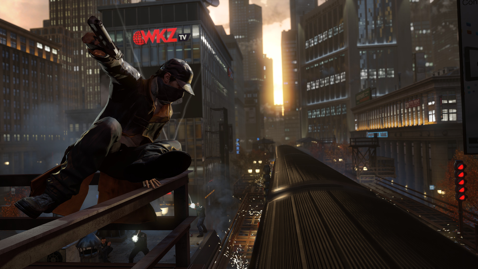 Watch_dogs (Uplay cd-key RU,CIS)