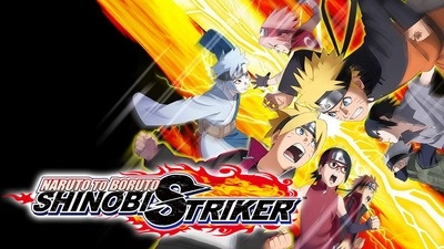NARUTO TO BORUTO: SHINOBI STRIKER (steam cd-key RU)