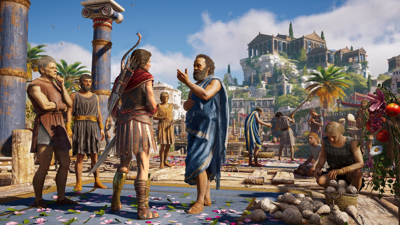 Assassins Creed Odyssey (Uplay cd-key RU, CIS)