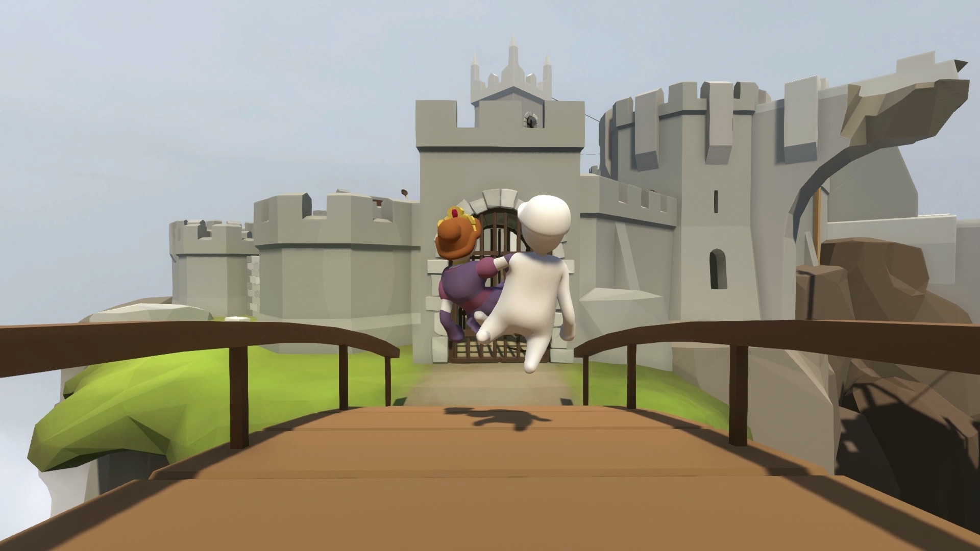 Human: Fall Flat (steam cd-key RU)