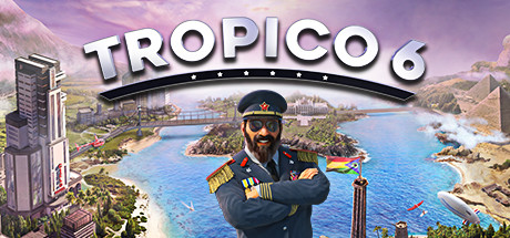 Tropico 6 (steam cd-key RU,CIS)