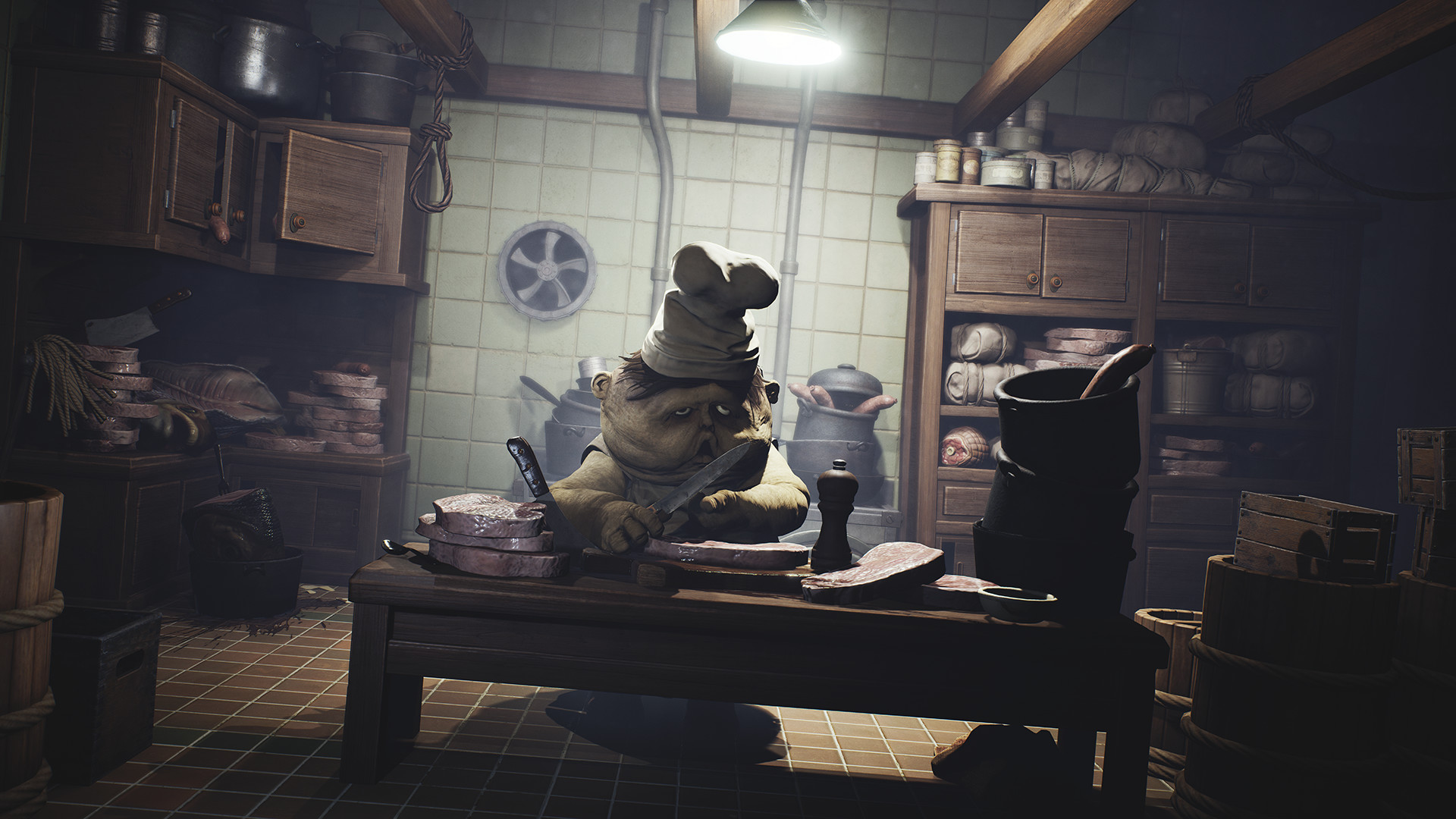 Little Nightmares Complete Edition (RU, CIS)