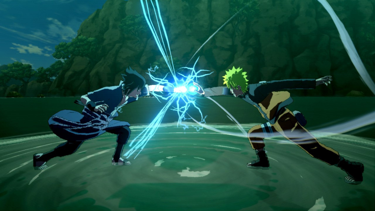 NARUTO SHIPPUDEN: Ultimate Ninja STORM 3 cd-key RU,CIS
