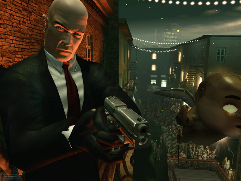 Hitman: Blood Money (steam cd-key RU)