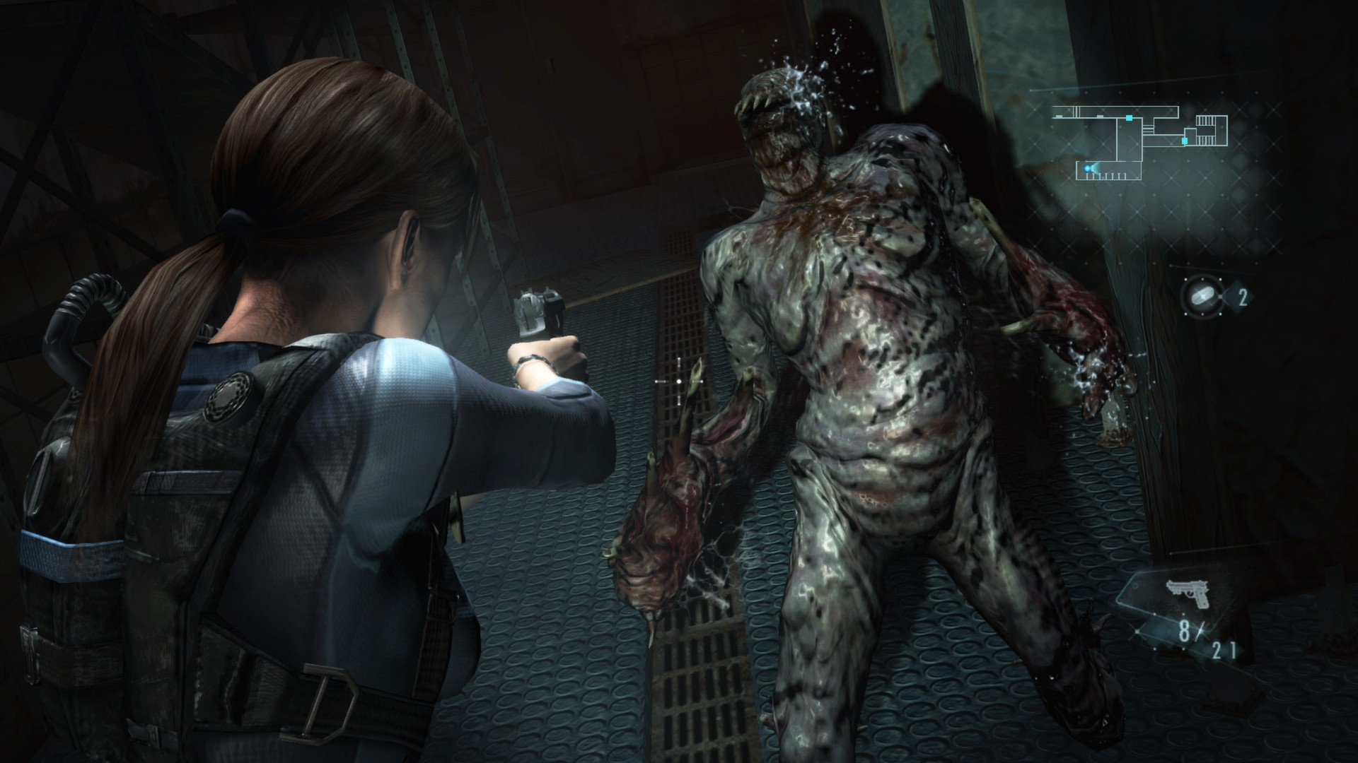 Resident Evil : Revelations (steam cd-key RU, CIS)