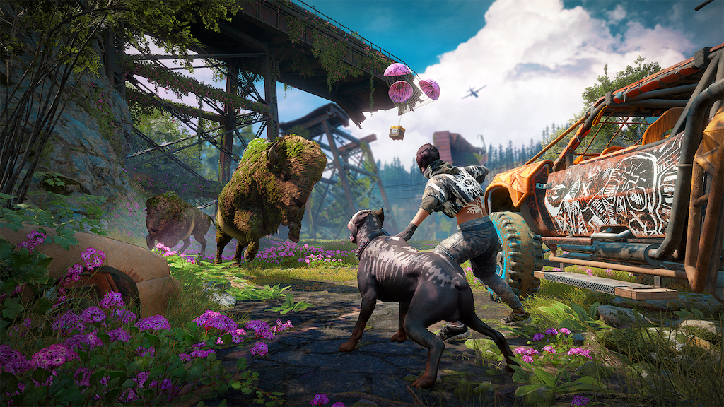 Far Cry New Dawn (Uplay key RU,CIS)+pre-oder bonus