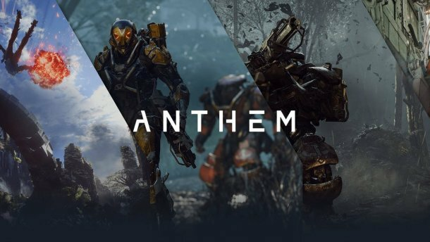 ANTHEM (Origin cd-key RU,CIS)