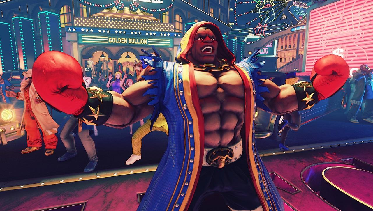 Street Fighter V (steam cd-key RU,CIS) 2019