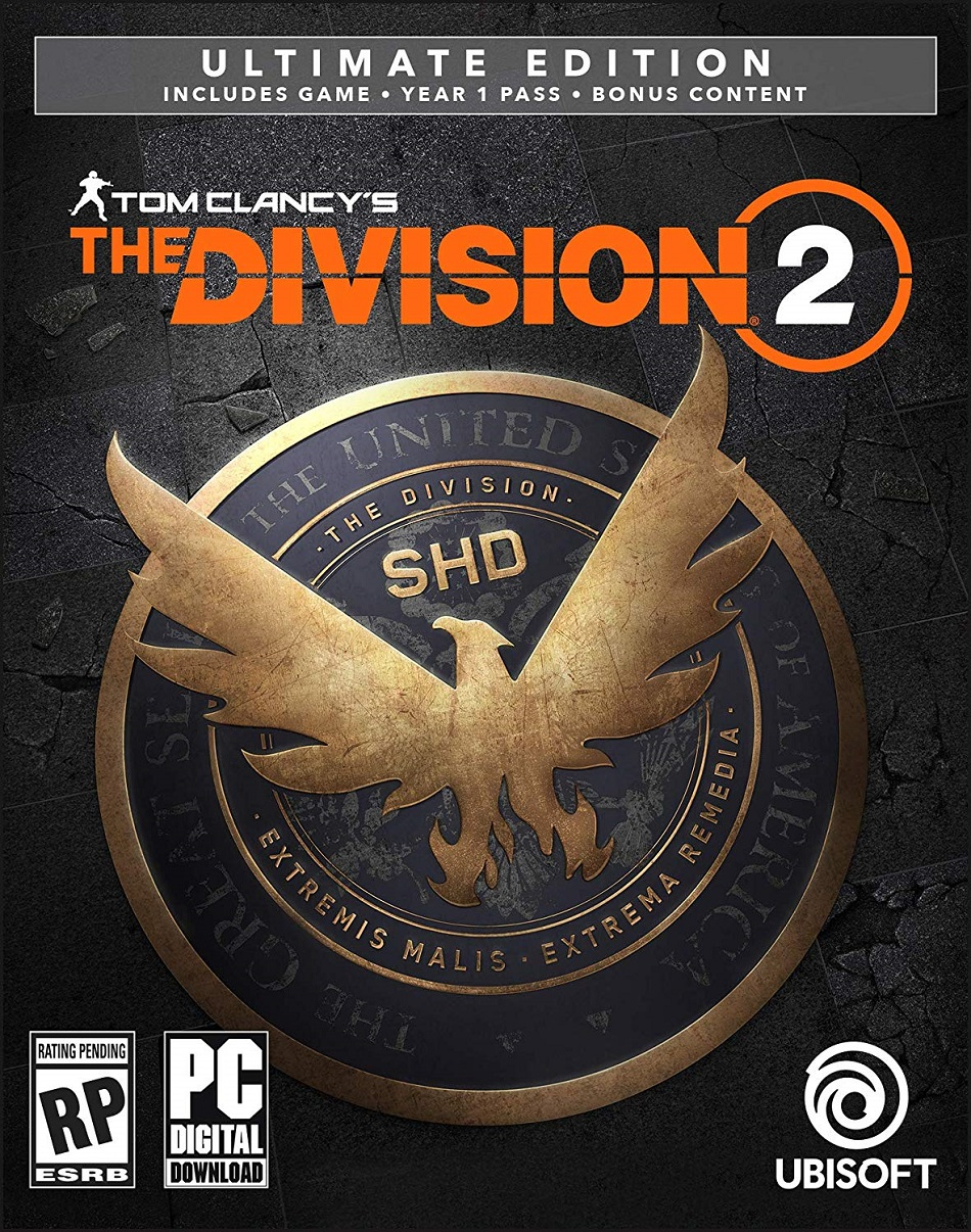 THE DIVISION 2 ULTIMATE EDITION  (Uplay RU,CIS)