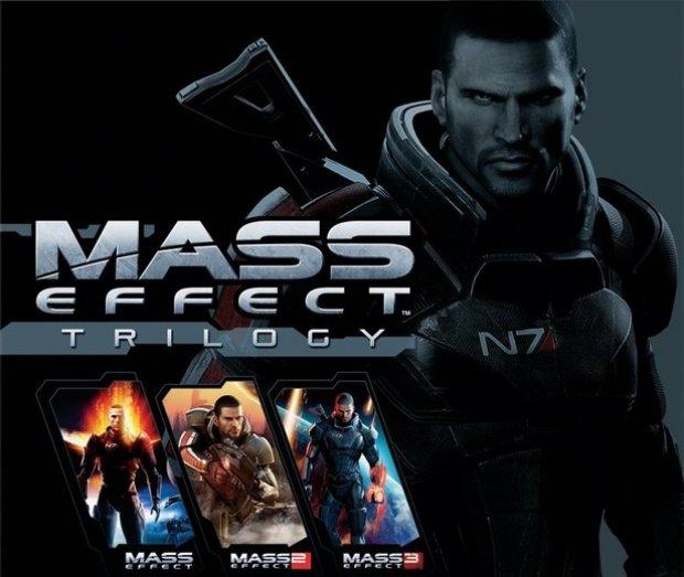 MASS EFFECT TRILOGY (Origin cd-key) 2019