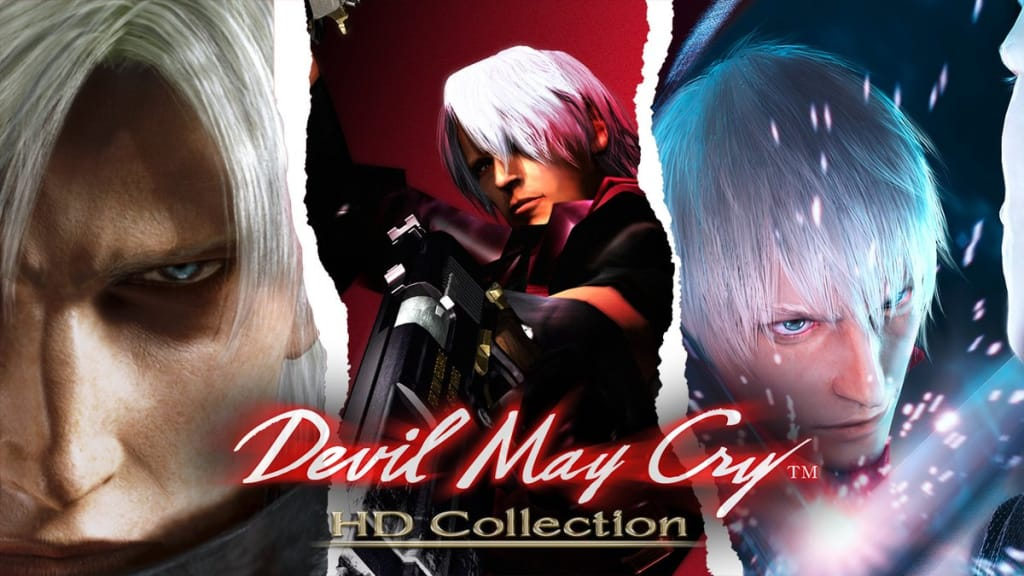 DEVIL MAY CRY HD COLLECTION (steam cd-key RU) 2019