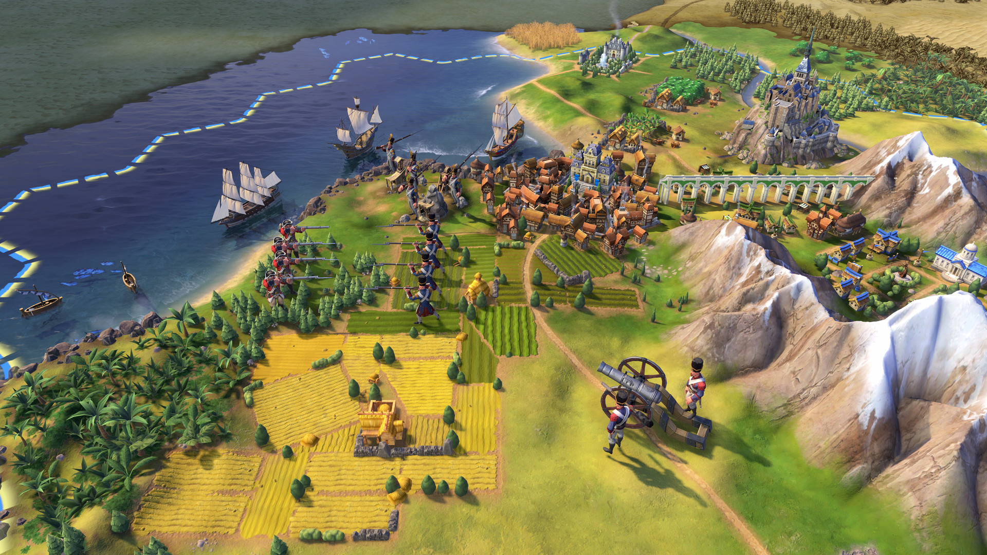 SID MEIER'S CIVILIZATION VI (steam RU,CIS)