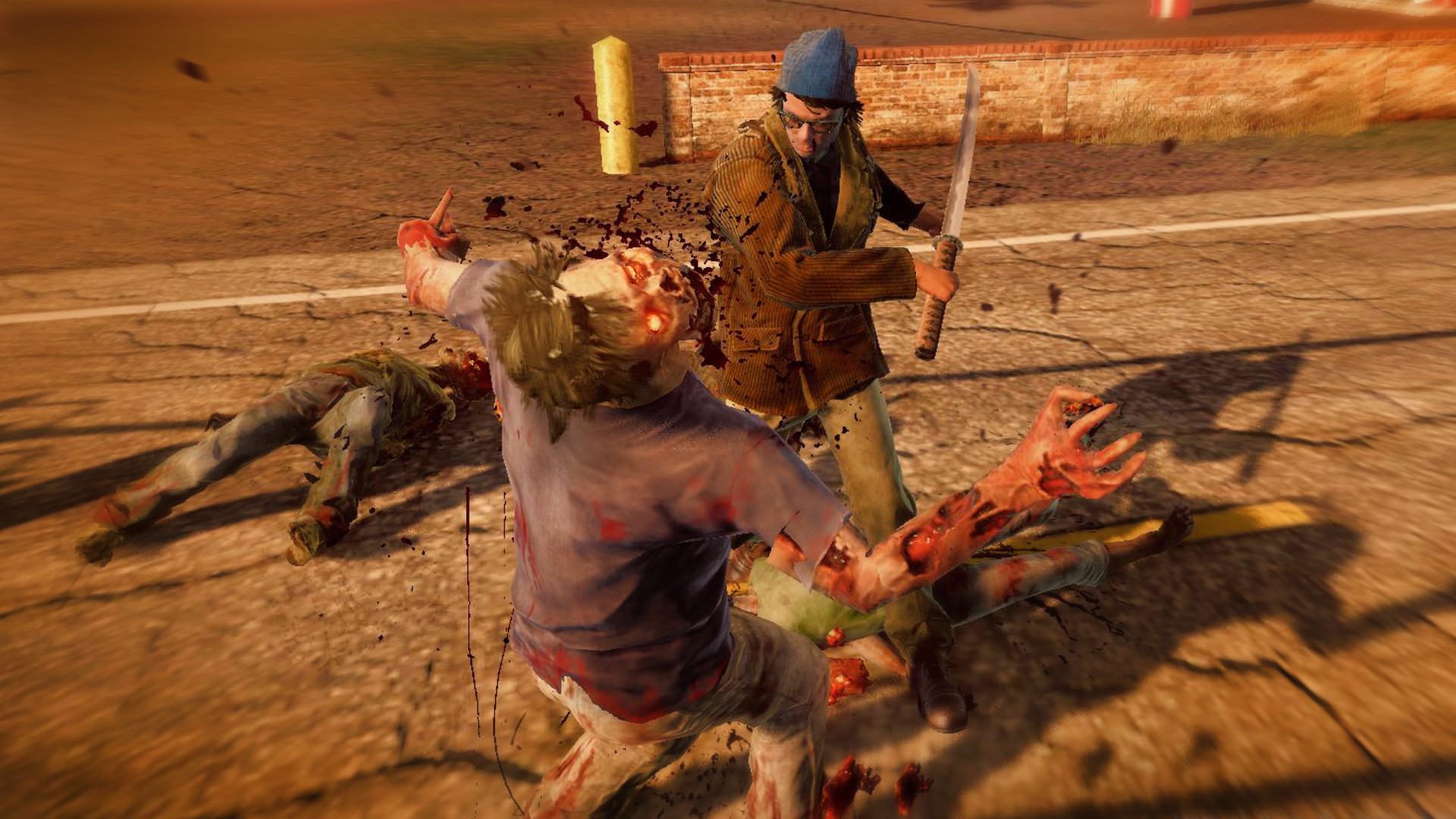 STATE OF DECAY: YOSE (steam cd-key RU,CIS)