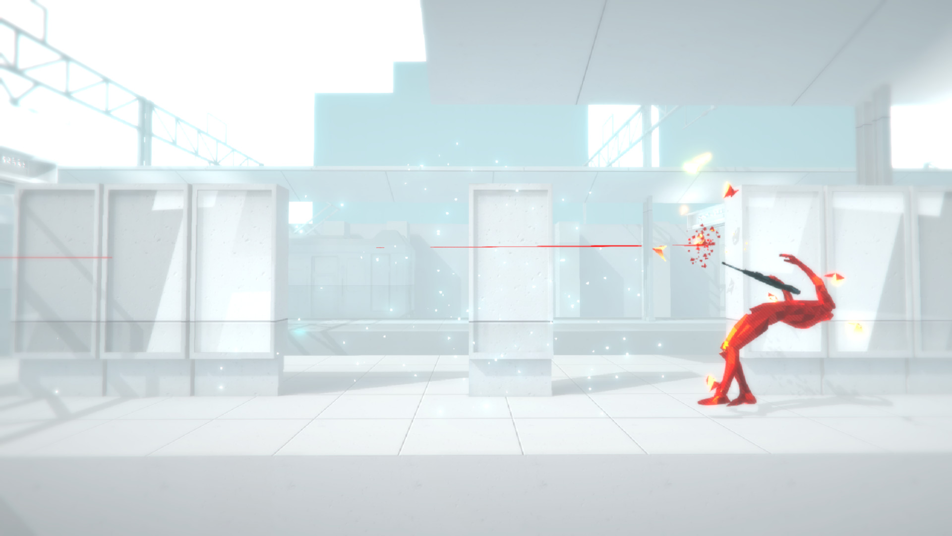 SUPERHOT (steam cd-key RU,CIS)