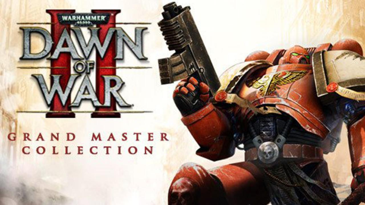 WARHAMMER 40,000: DOW II - GRAND MASTER COLLECTION RU