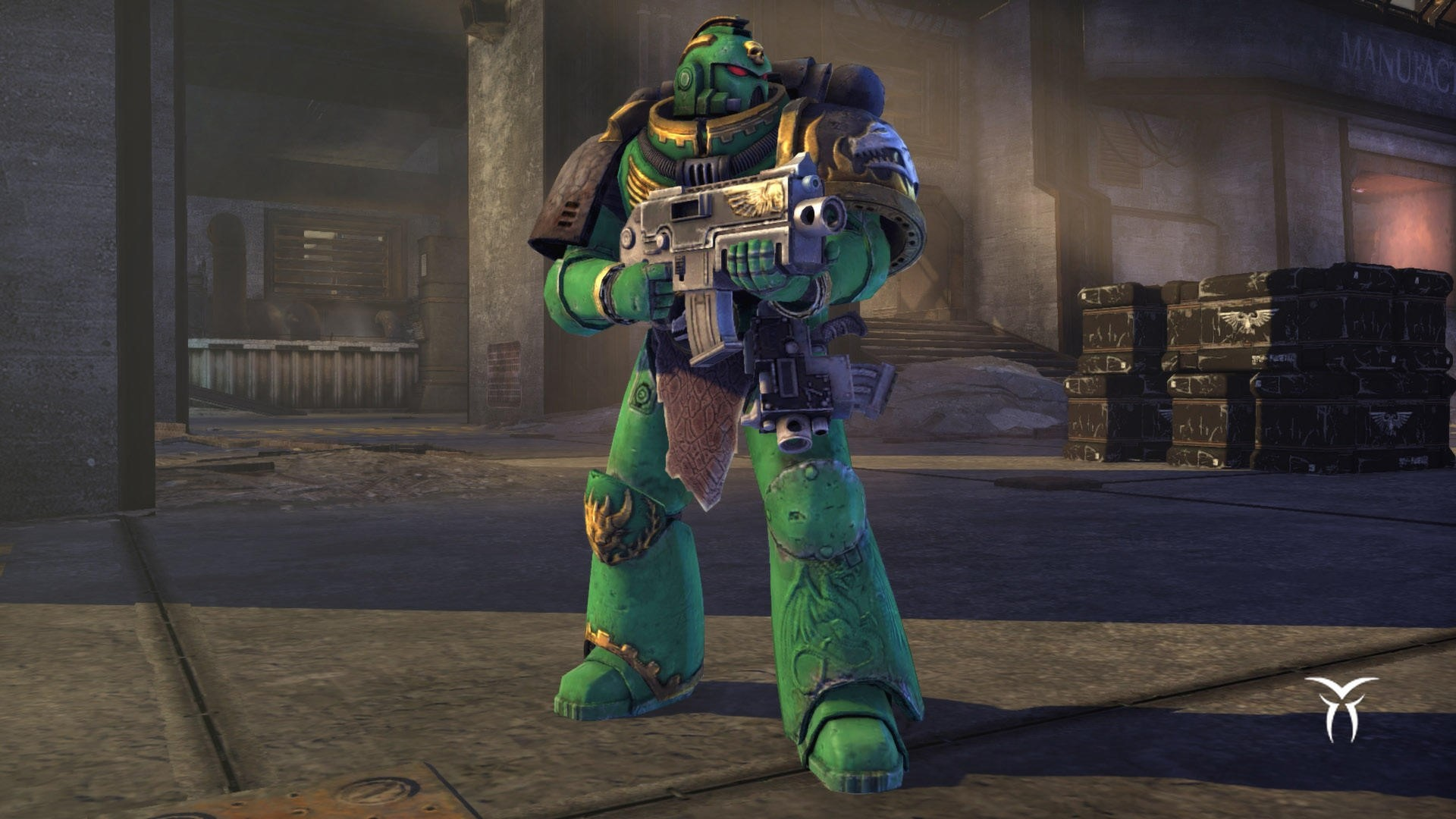 WARHAMMER 40,000: SPACE MARINE COLLECTION steam RU,CIS