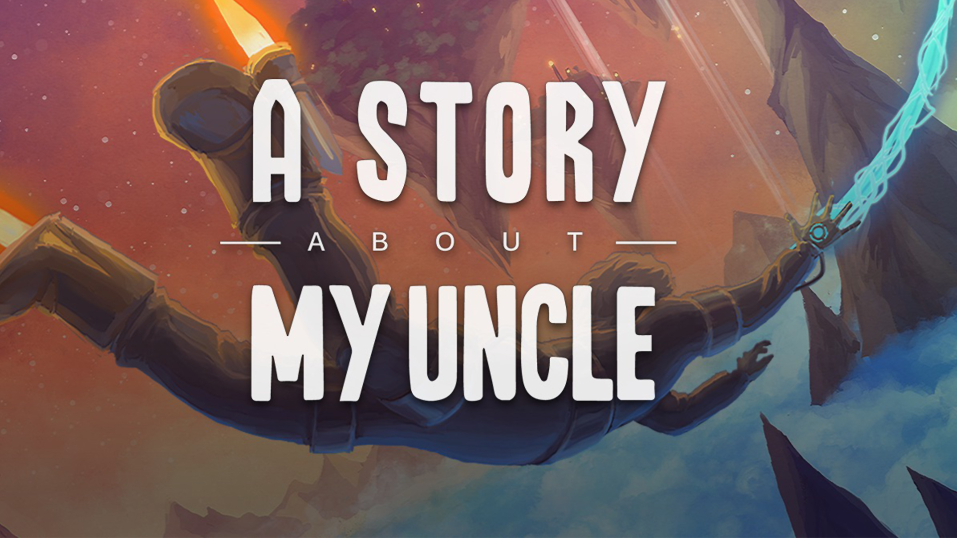 A STORY ABOUT MY UNCLE (Steam key global)