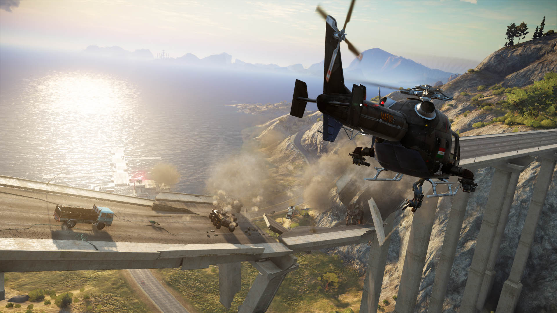 Just Cause 3 (steam cd-key RU,CIS)