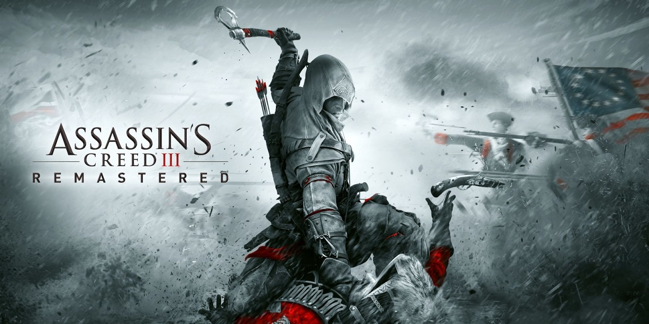 ASSASSIN'S CREED 3 REMASTERED (Uplay cd-key RU)