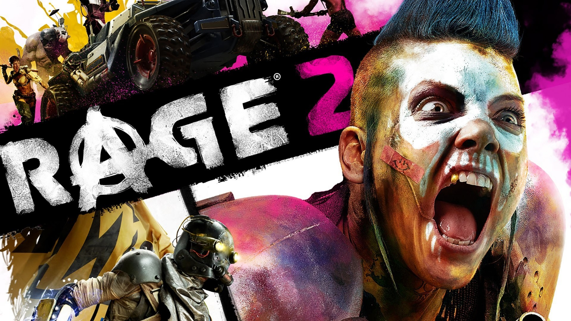 RAGE 2 (Bethesda.net cd-key RU)