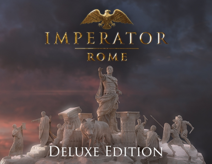 IMPERATOR: ROME DELUXE EDITION (steam cd-key RU)
