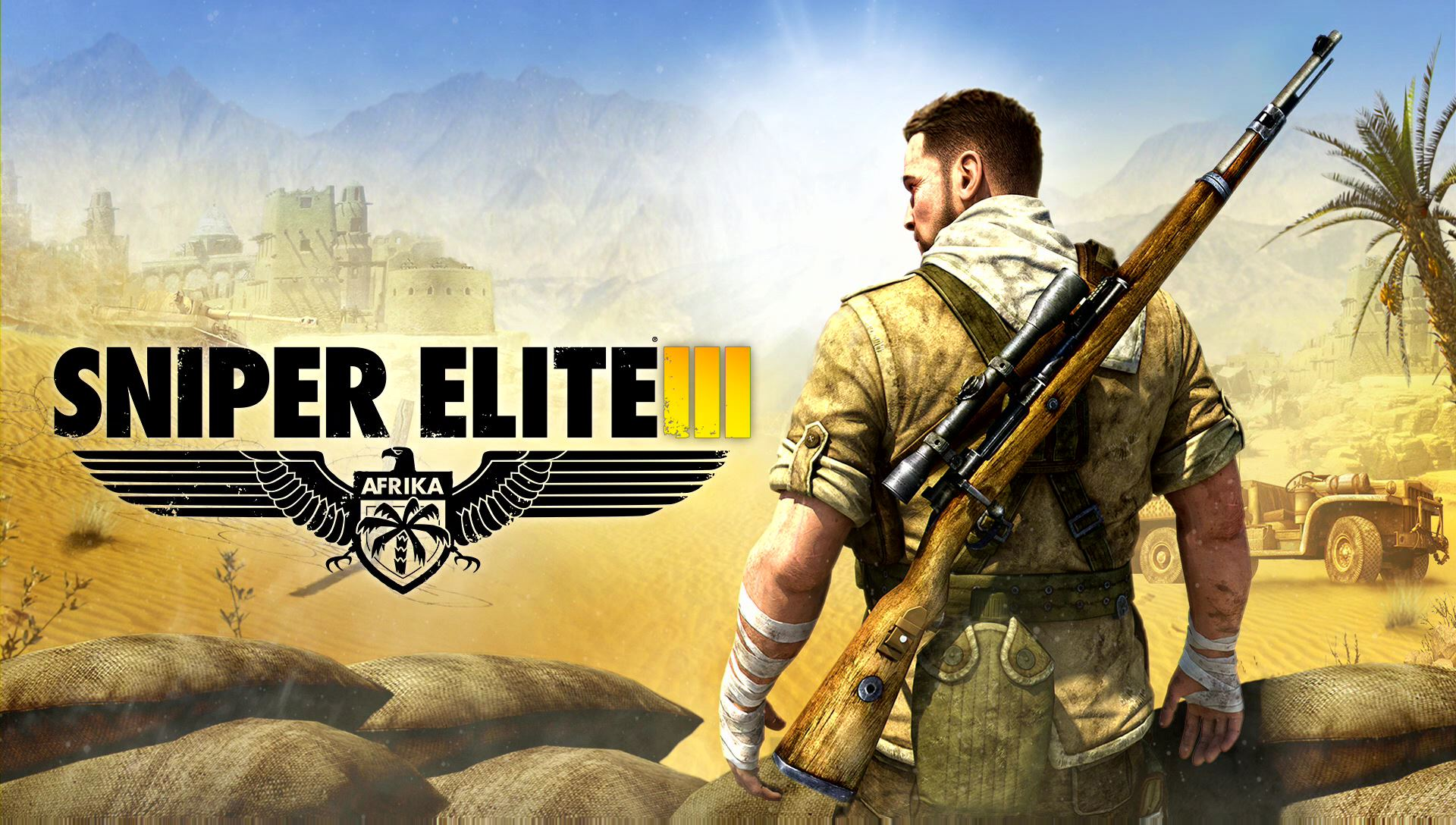 Sniper Elite 3 (steam key RU,CIS)