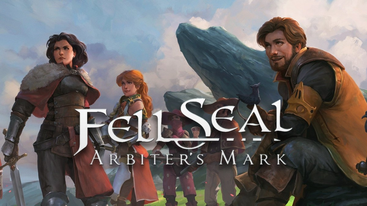 FELL SEAL: ARBITER'S MARK (steam cd-key RU)