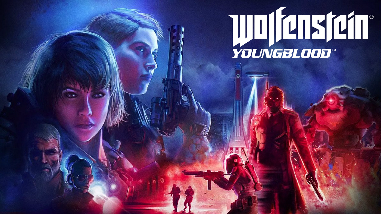 WOLFENSTEIN: YOUNGBLOOD (Bethesda.net cd-key RU)+bonus