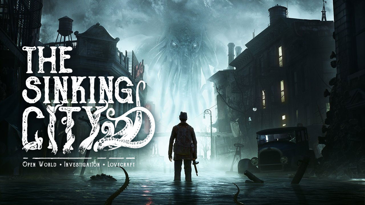 THE SINKING CITY (Epic Games key RU)