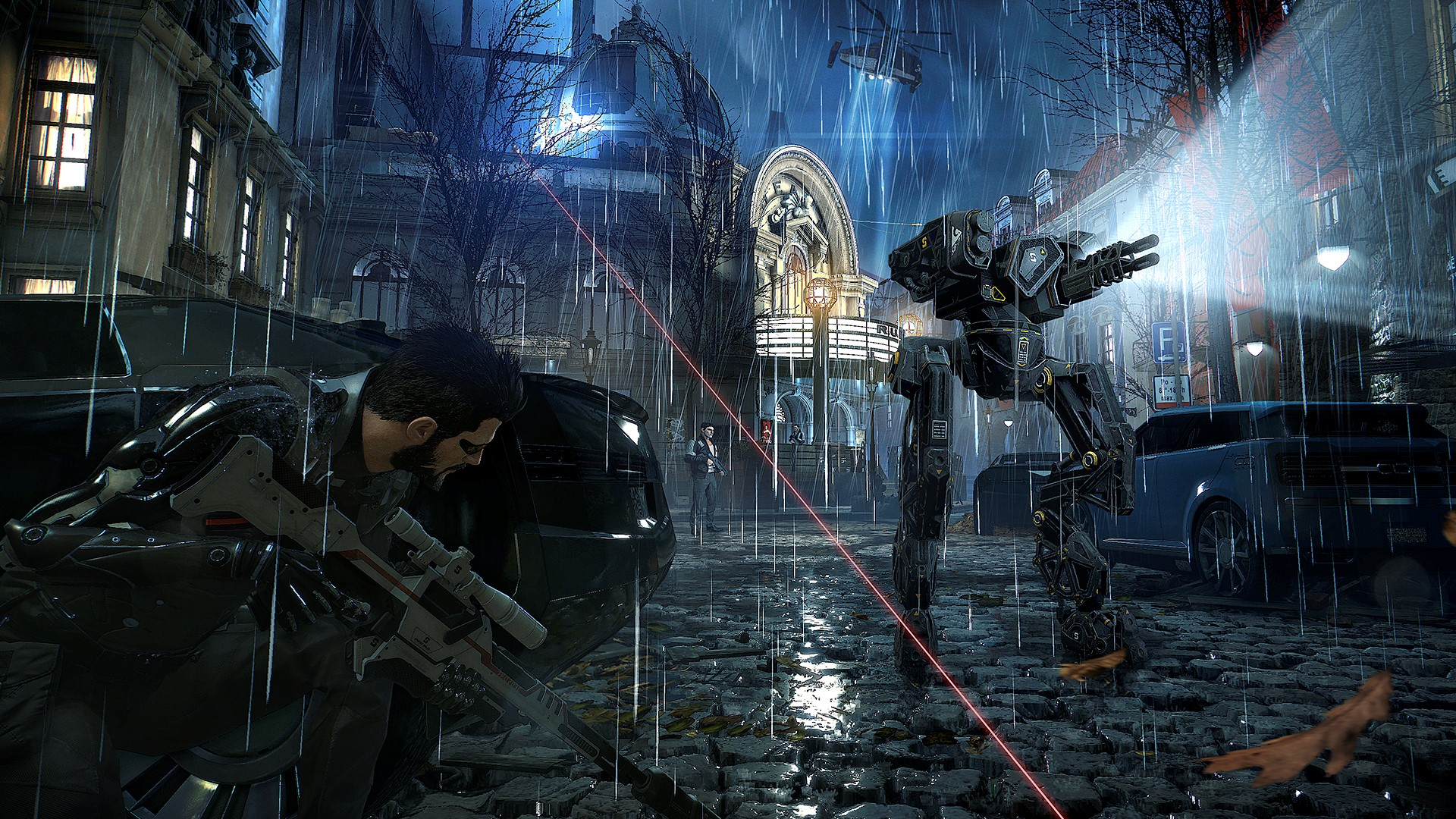 DEUS EX: MANKIND DIVIDED (steam key RU)