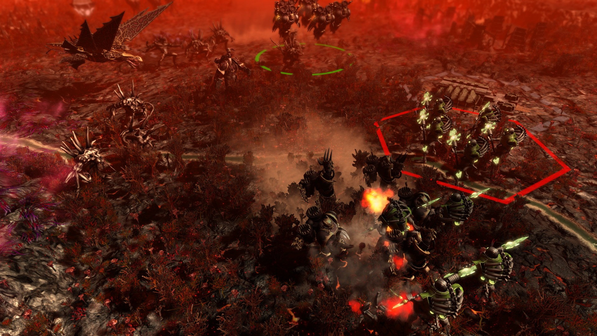 WARHAMMER 40,000: GLADIUS – CHAOS SPACE MARINES steam