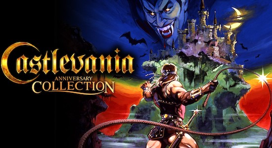 CASTLEVANIA ANNIVERSARY COLLECTION steam cd-key RU,CIS
