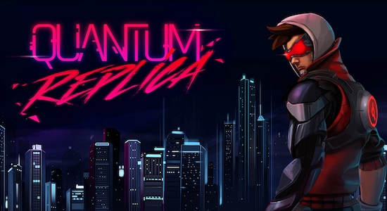 QUANTUM REPLICA (steam cd-key RU)