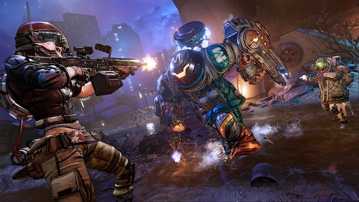 BORDERLANDS 3 (Epic Games Store key RU)