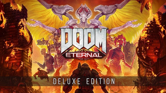 DOOM ETERNAL DELUXE EDITION (Bethesda.net key RU)