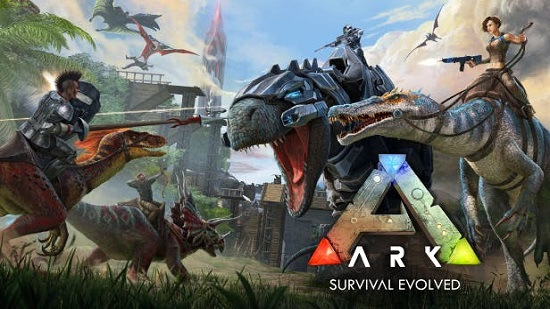 ARK: SURVIVAL EVOLVED (steam cd-key RU)