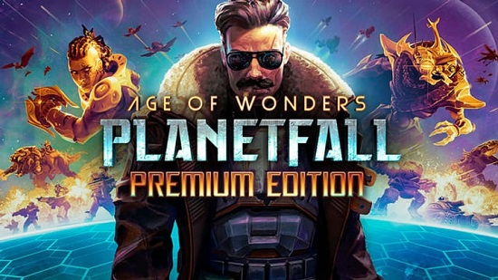 AGE OF WONDERS: PLANETFALL PREMIUM EDITION steam key RU