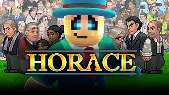 HORACE (steam key RU)