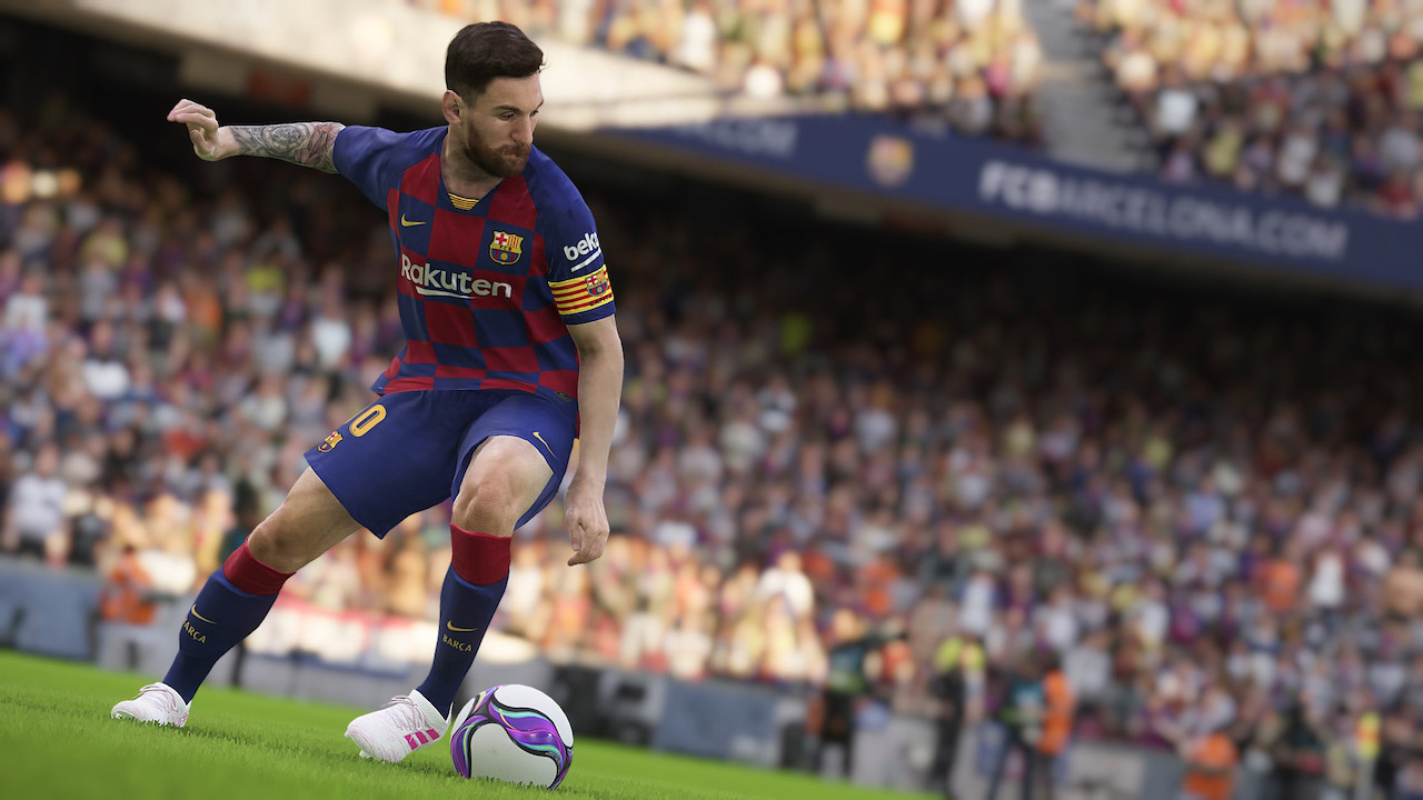 EFOOTBALL PES 2020 (steam cd-key RU)