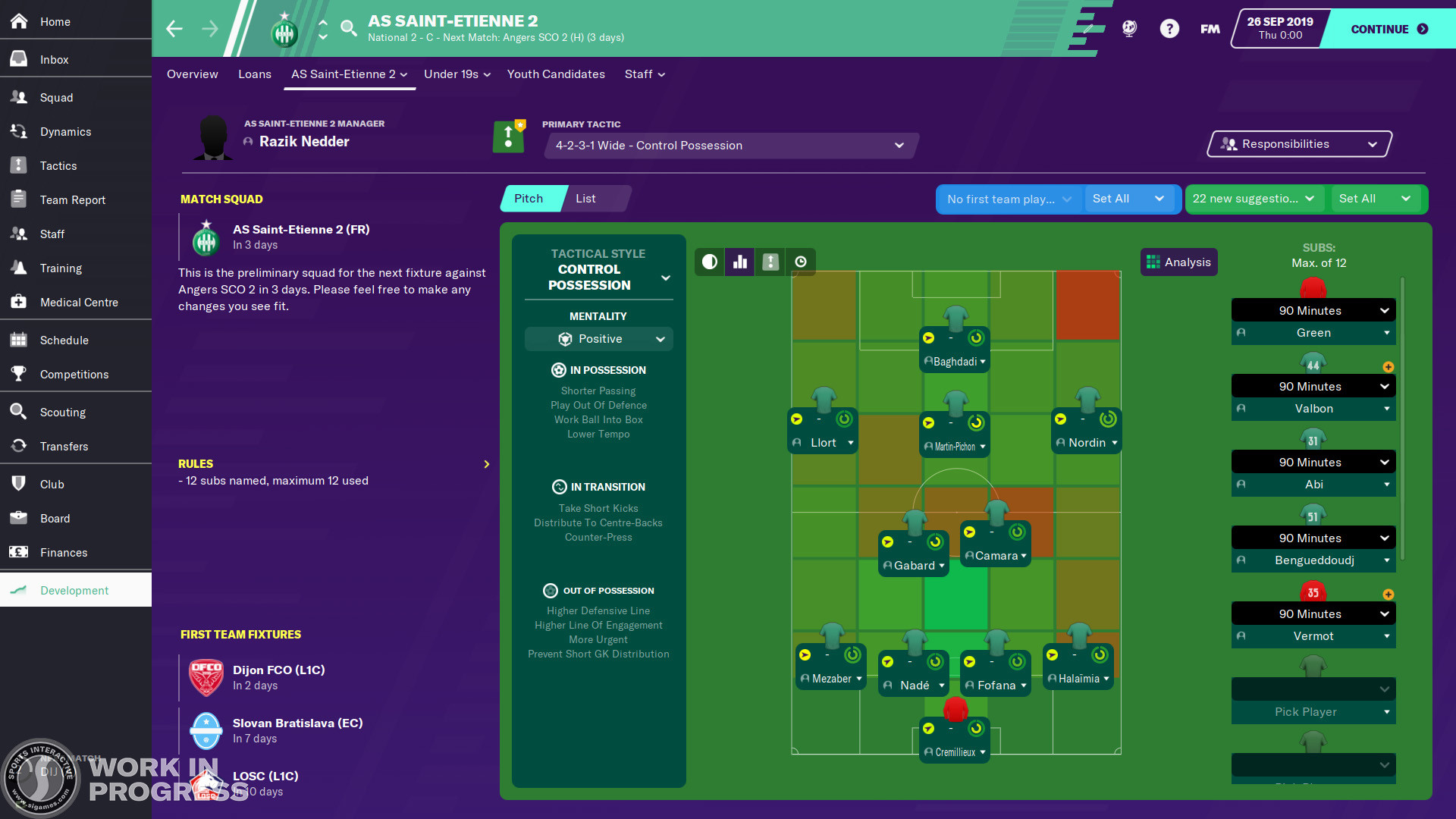 Football Manager 2020 (steam key RU)