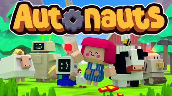 Autonauts (steam key RU)