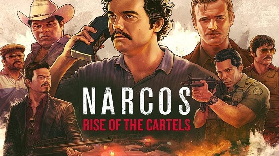 Narcos: Rise of the Cartels (steam key RU)