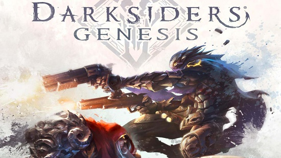 Darksiders Genesis (steam key RU)