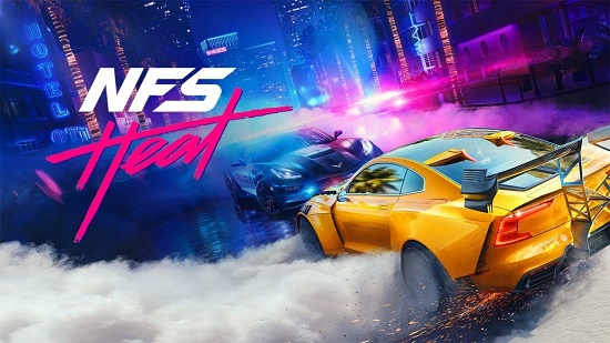 Need for Speed Heat (Origin key RU)