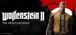 Wolfenstein II: The New Colossus (steam cd-key RU)