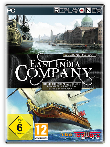 East India Company Gold Edition